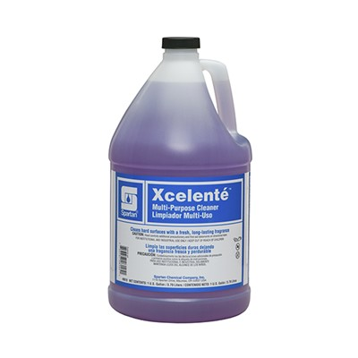 XCELENTE MULTI-PURPOSE CLEANER 4 GL/CS.