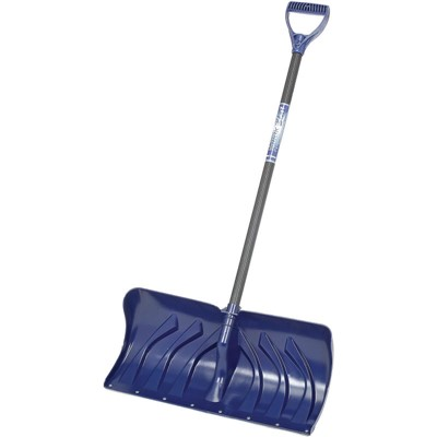 SHOVEL PUSHER 24 IN. PLASTIC
