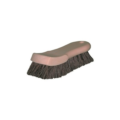 BRU SCRUB UPHOLSTERY BRUSH 6 IN PLASTIC