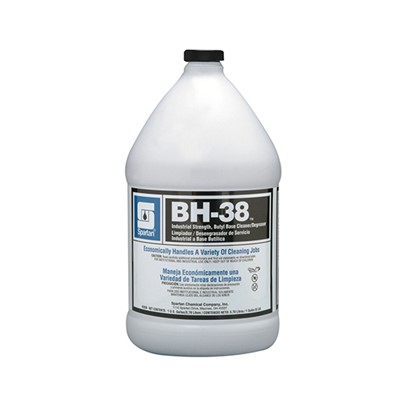 BH-38 INDUSTRIAL BUTYL CLEANER 4 GL/CS.
