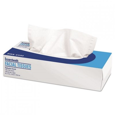 FACIAL TISSUE 30 BX OF 100/CS