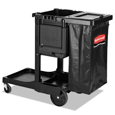 MHD EXECUTIVE JANITORIAL CLEANING CART