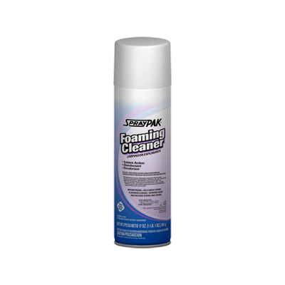 AER FOAMY DISINFECTANT CLEANER