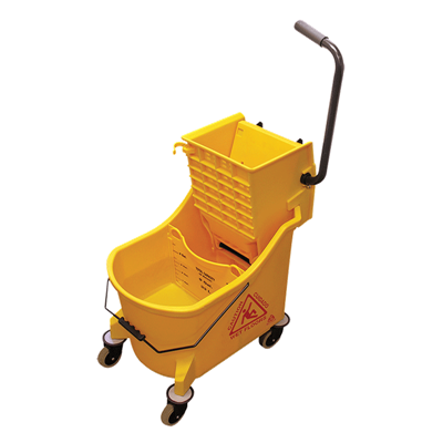 MOP BUCKET COMBO YELLOW