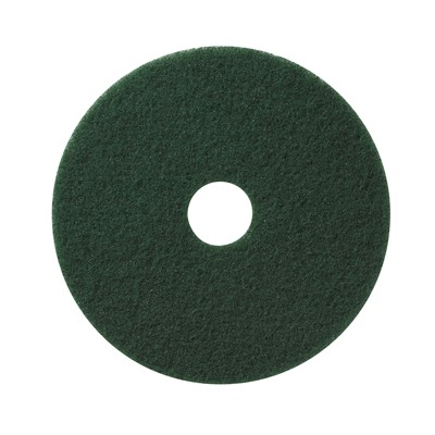 PAD 20IN GREEN SCRUB 5/CS