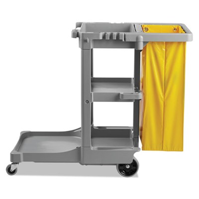 JANITOR CART GRAY 1 EACH