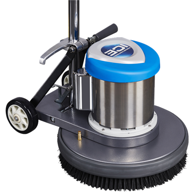 SCRUBBER CORDED 17IN LOW SPEED 175RPM