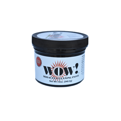 WOW MIRACLE CLEANING PASTE 12 OZ. 12/cs