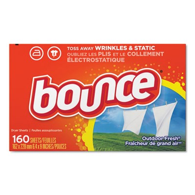 CMS BOUNCE FABRIC SOFTNER 6-160/CASE