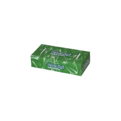 PFC FACIAL TISSUE  30/100/CS VELVET SOFT