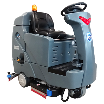 AUTO SCRUBBER RIDE ON 26IN LITHIUM ION