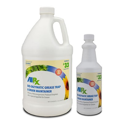 CMS AIRX 33 ENZYME DRAIN MAINTAINER