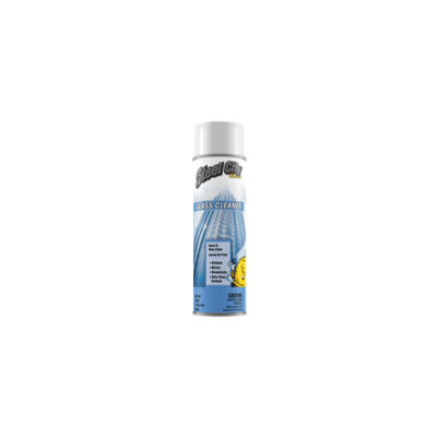 AER STEEL FOAMING GLASS CLEANER AEROSOL
