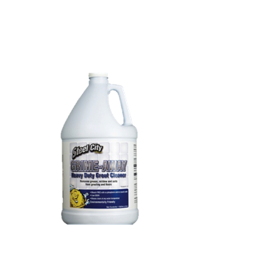 GRIME AWAY GROUT CLEANER 4 GL./CS.