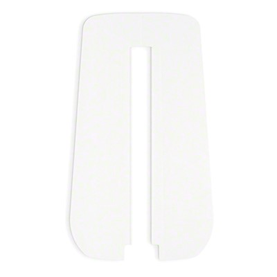 FOAMY IQ SANITIZER COVER PLATE
