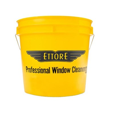 BUCKET 3.5 GAL WINDOW YELLOW