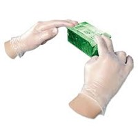 GLV GLOVE VINYL POWDER FREE EXTRA LARGE